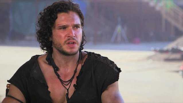 Kit Harington - Milo - über den Reiz seiner Rolle, das Training, den Film - OV-Interview Poster
