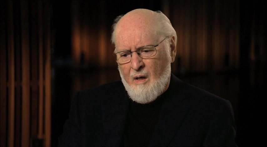 John Williams - Komponist - über den Film - OV-Interview Poster
