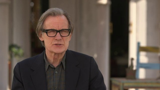 Bill Nighy über Douglas und Evelyn - OV-Interview Poster