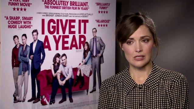 Rose Byrne (Nat) über ihre Rolle - OV-Interview Poster
