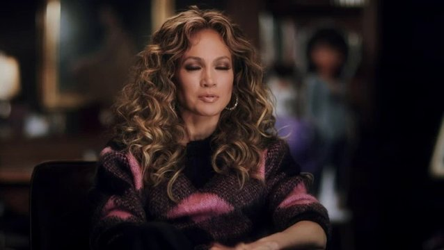 Jennifer Lopez über das Thema von Feel the Light - OV-Interview Poster