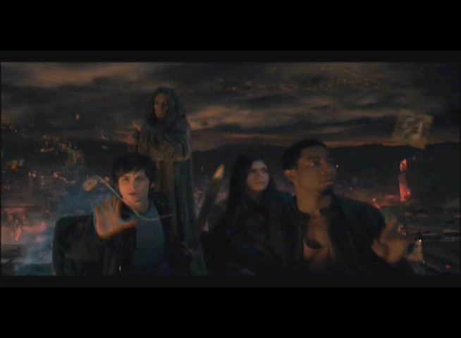 Percy Jackson - Diebe im Olymp - Featurette Poster