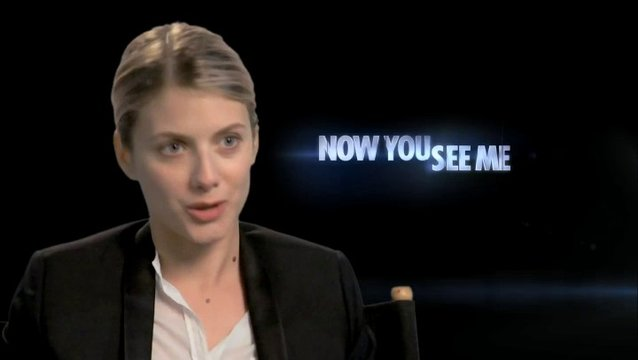Melanie Laurent - Alma Dray - was sie an ihrer Rolle mag - OV-Interview Poster