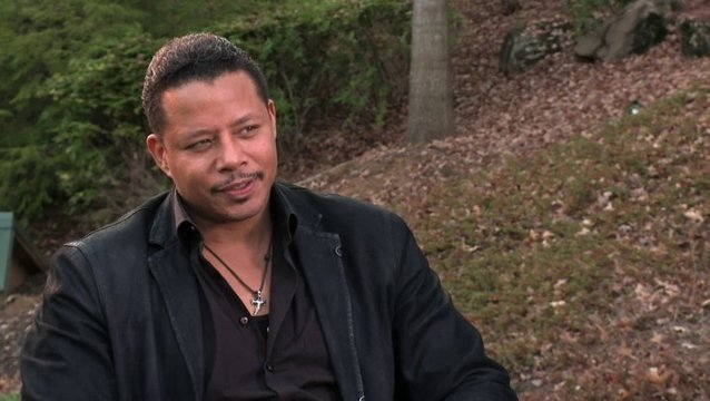 Terrence Howard über Arnold Schwarzenegger - OV-Interview Poster