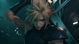 "Protagonist Cloud im ""Game Awards""-Trailer"