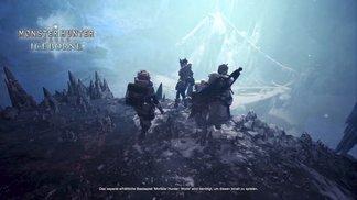 Die Monster-Jagd im Eis - jetzt auch für PC