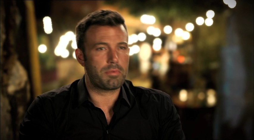 Ben Affleck - Ivan Block - über Richies Rolle in dem Film - OV-Interview Poster