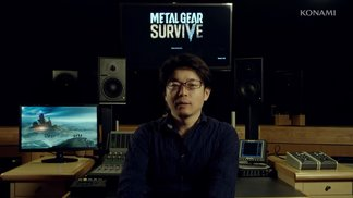 Metal Gear Survive - Trailer