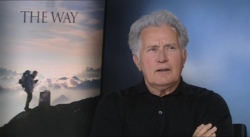 Martin Sheen über die Reaktion - OV-Interview Poster