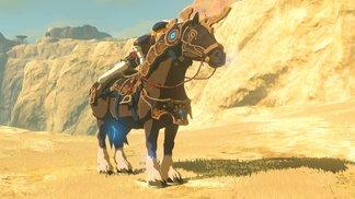 The Legend of Zelda - Breath of the Wild: The Champion's Ballad - Ankündigungstrailer