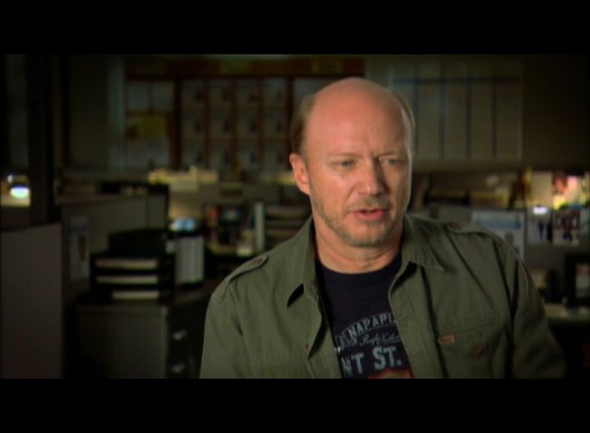 Paul Haggis (Regisseur) über Drehen in Pittsburgh - OV-Interview Poster
