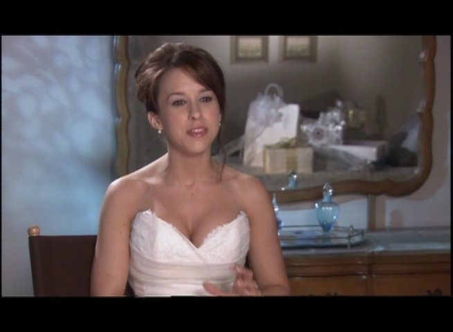 Lacey Chabert - Sandra - OV-Interview Poster