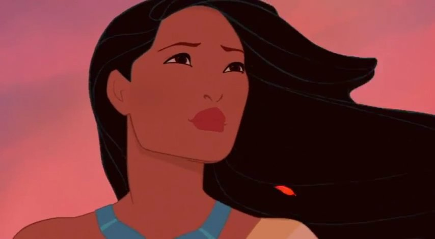 Pocahontas / Pocahontas 2 - Journey to a New World (BluRay-Trailer) Poster