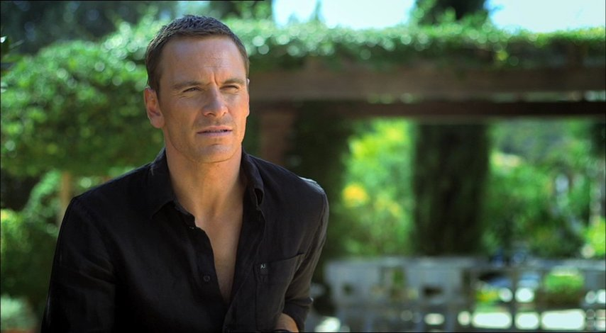 Michael Fassbender - The Counselor - über seine Rolle - OV-Interview Poster