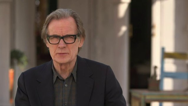 Bill Nighy über John Madden - OV-Interview Poster