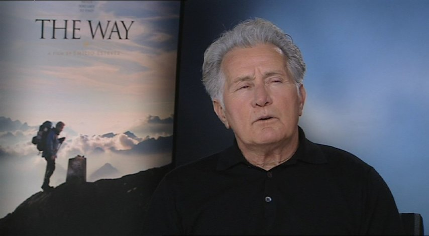 Martin Sheen über die Idee - OV-Interview Poster
