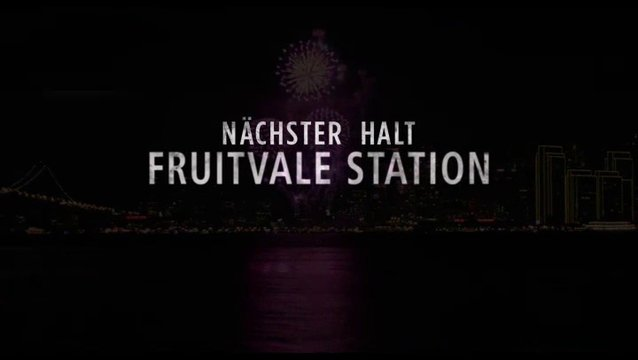 Nächster Halt Fruitvale Station (VoD-BluRay-DVD-Trailer) Poster