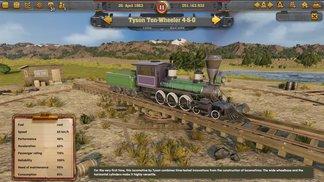 Railway Empire: PS4 - Trailer
