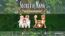 Secret of Mana HD: Ankündigungstrailer