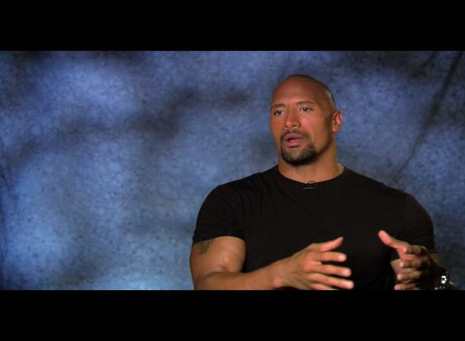 "Dwayne Johnson - ""Christopher Danson"" über was das Publikum erwartet - OV-Interview Poster"