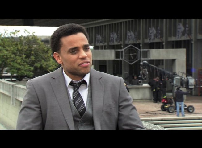 Michael Ealy über das Faszinierende an dem UNDERWORLD Franchise - OV-Interview Poster
