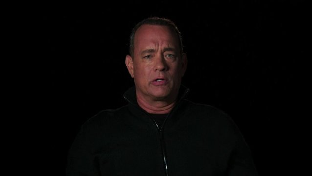 Tom Hanks - Captain Phillips - über den Ton des Films - OV-Interview Poster