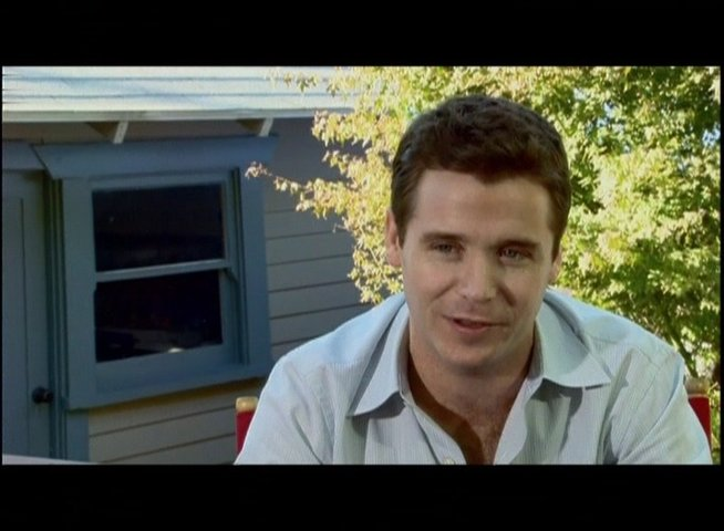 Kevin Connolly (Connor) - OV-Interview Poster