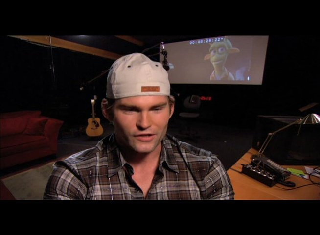 Seann William Scott über seine Rolle - OV-Interview Poster