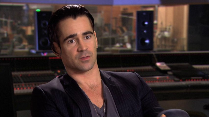 Collin Farrell - Ronin - über die Feinde in EPIC - OV-Interview Poster
