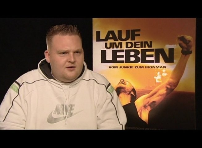 Interview mit Axel Stein (Kurt) Poster