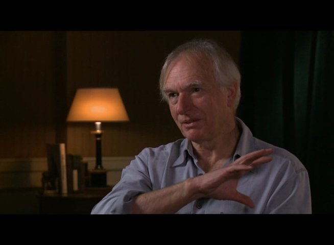Peter Weir ueber Jim Sturgess als Janusz - OV-Interview Poster