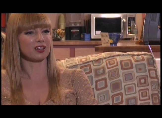 Interview mit Traci Lords (Bubbles) - OV-Interview Poster