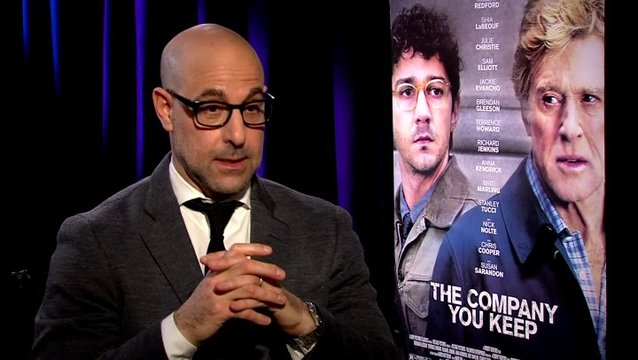 Stanley Tucci -Ray Fuller- was ihn an dem Film interessiert hat - OV-Interview Poster