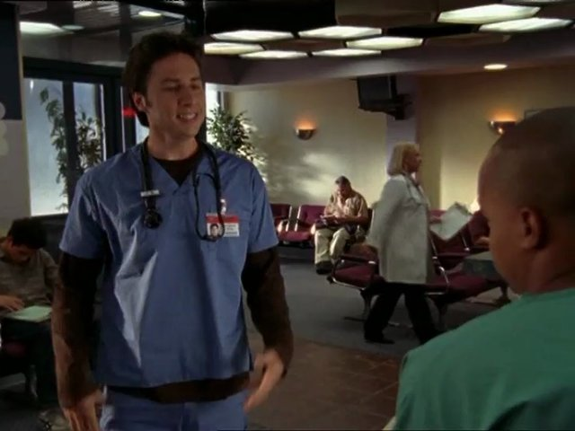 Scrubs - Season 07 - Trailer Poster