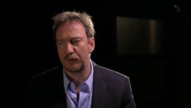 David Thewlis - Nick Davis - über seine Rolle - OV-Interview Poster