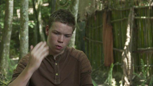 Will Poulter - Gally - über Wes Ball - OV-Interview Poster