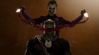 Joker macht jetzt auch Mortal Kombat unsicher!