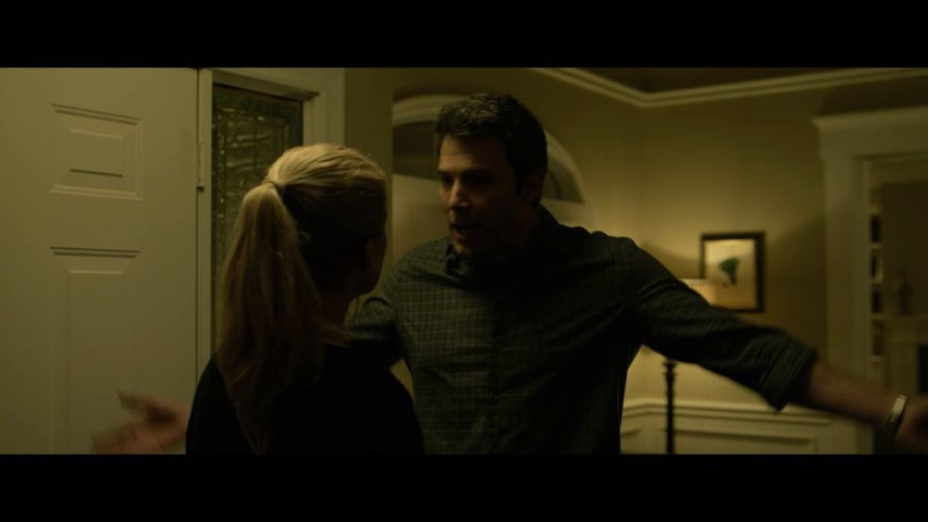 Gone Girl - Trailer Poster