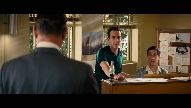 Tom Hanks ist Walt Disney - Featurette Poster