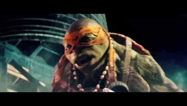 Teenage Mutant Ninja Turtles (VoD-BluRay-DVD-Trailer) Poster