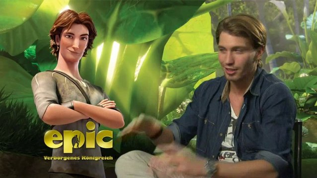 Raul Richter -Nod- über die Animation der Natur - Interview Poster