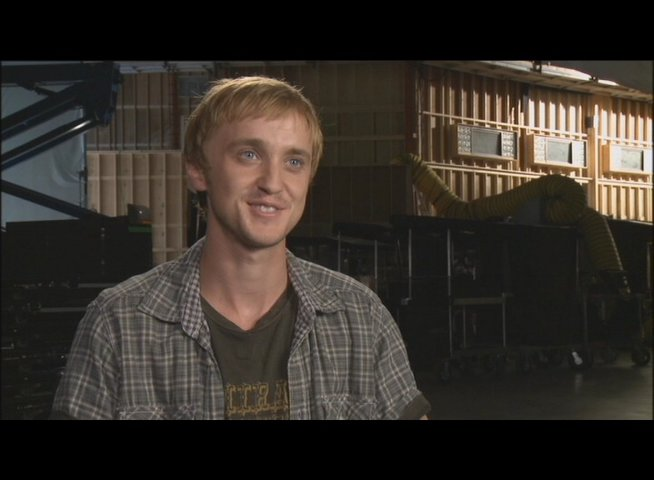 Tom Felton (Dodge Landon) über das was ihn am Film so interessant hat - OV-Interview Poster