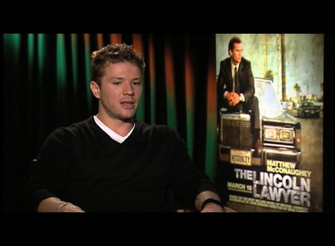 Ryan Phillippe über seine Rolle - OV-Interview Poster