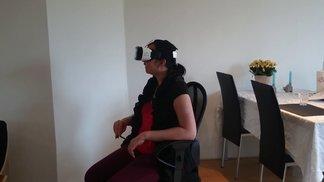 AudioArena Mobile VR Jam 2015