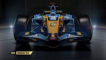 F1 2017: Classic Car Reveal - 2006 Renault R26