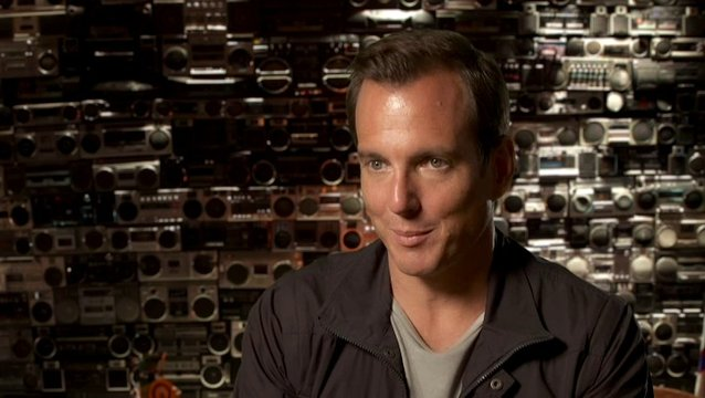 Will Arnett - Vernon Fenwick - was ihn an dem Projekt reizte - OV-Interview Poster