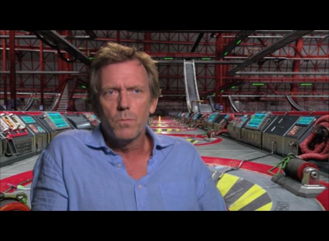 Hugh Laurie über Steves Charakter Teil1 - OV-Interview Poster