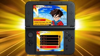 Dragon Ball Fusions - 3DS - Avatar Customization (English)