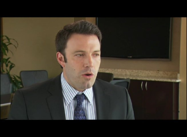 Ben Affleck (Bobby Walker) über das Thema des Films - OV-Interview Poster