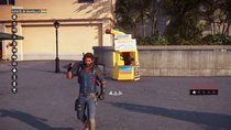 Banana Stand - Easter Egg   Just Cause 3